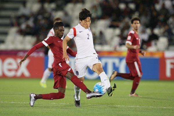 U23 Qatar thi đấu rất tự tin dù phải gặp đối thủ mạnh hơn U23 Hàn Quốc