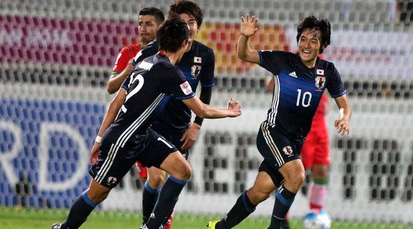 U23 Nhật Bản đứng trước cơ hội lần thứ 6 liên tiếp dự Olympic