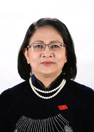 Phó Chủ tịch nước Đặng Thị Ngọc Thịnh