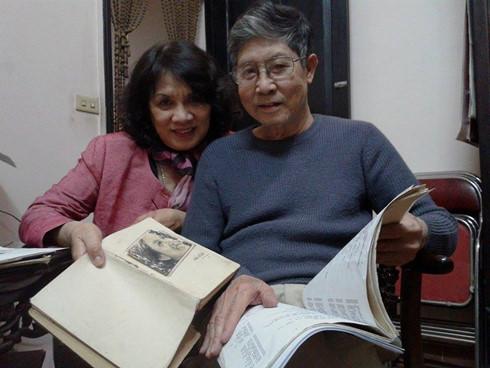 Tình yêu thời bình của đại tá Lê Đại Hiệp và đạo diễn Bùi An Ninh