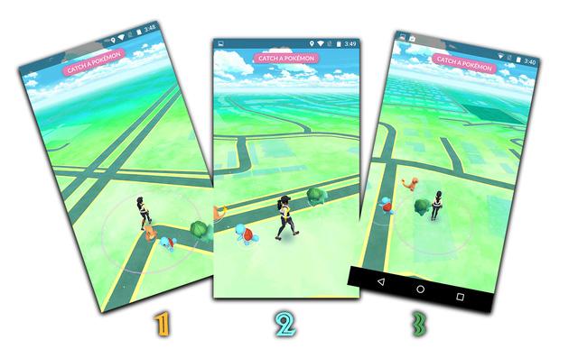 Bộ 3 Pokémon khởi đầu được Giáo sư Willow cho sẵn