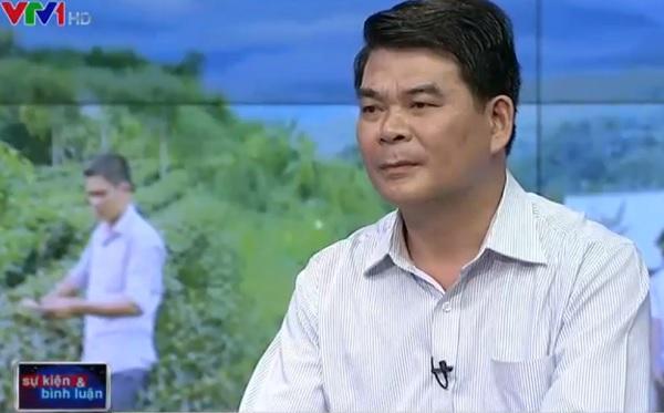 Ông Nguyễn Tiến Dĩnh – Nguyên Thứ trưởng Bộ Nội vụ, Nguyên Trưởng ban chỉ đạo Đề án 600 Phó Chủ tịch xã trẻ