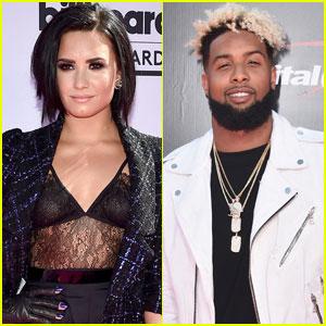 Demi và Odell Beckham Jr. được cho là đang hẹn hò chơi bòi - theo nguồn tin của People.