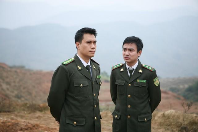 Diễn viên Việt Anh trong phim Khi đàn chim trở về 3.