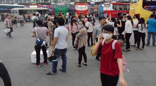 Sau 12 năm hoạt động, bến xe Lương Yên sẽ đóng cửa vào ngày 30/7
