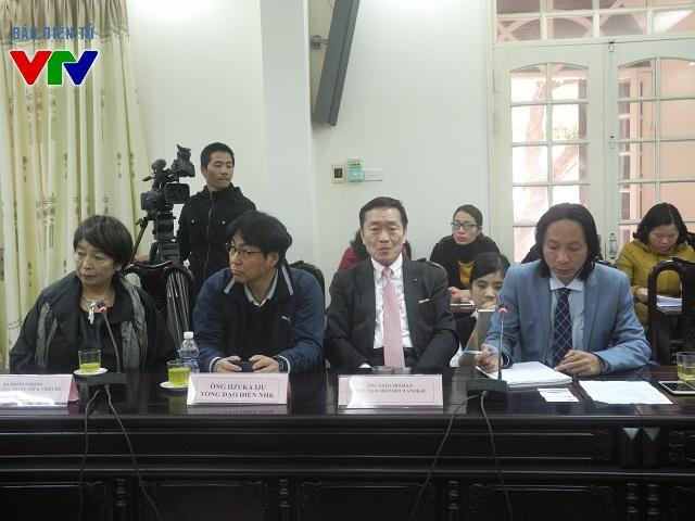 Chương trình khai mạc diễn ra vào ngày 19/3 sẽ do ông Hjuka Iju - Tổng đạo diễn NHK chỉ đạo