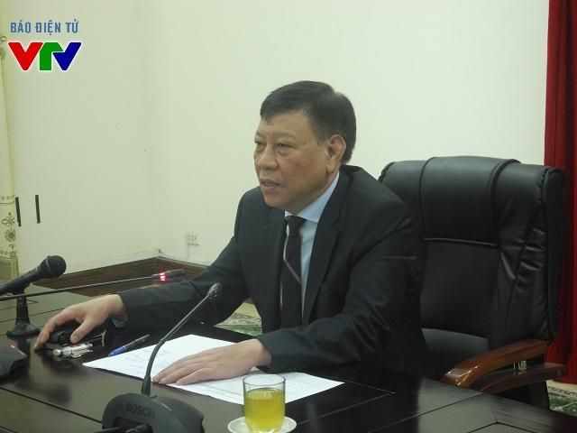 Ông Tô Văn Động cho biết sẽ tạo mọi điều kiện để người dân được thưởng lãm những cành hoa anh đào đẹp nhất trong thời gian diễn ra sự kiện
