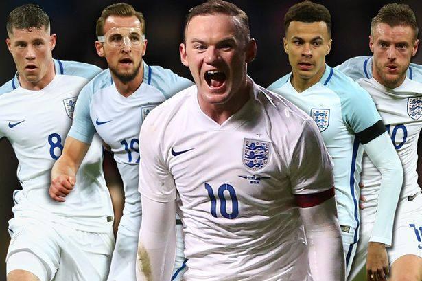 ĐT Anh đến EURO 2016 với rất nhiều kỳ vọng từ NHM. Ảnh: Daily Mail