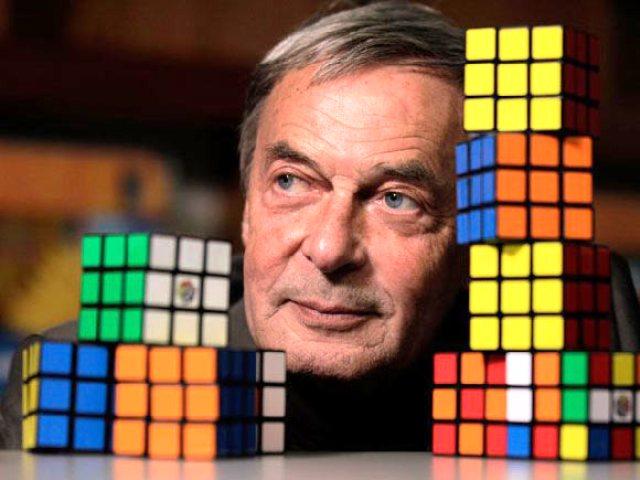 Erno Rubik - Cha đẻ của những khối lập phương