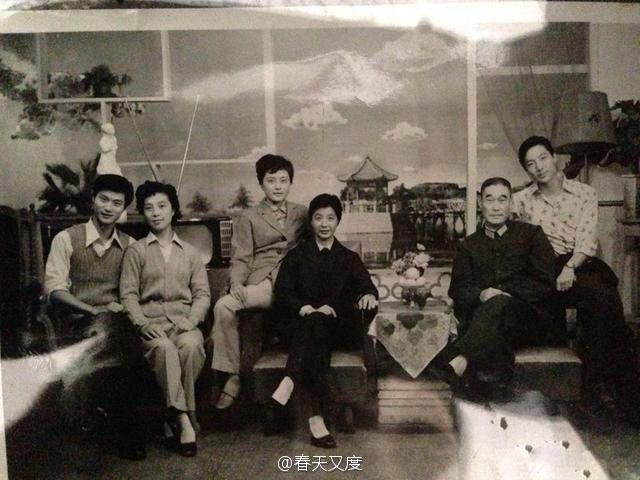 Gia đình hạnh phúc của Phạm Băng Băng