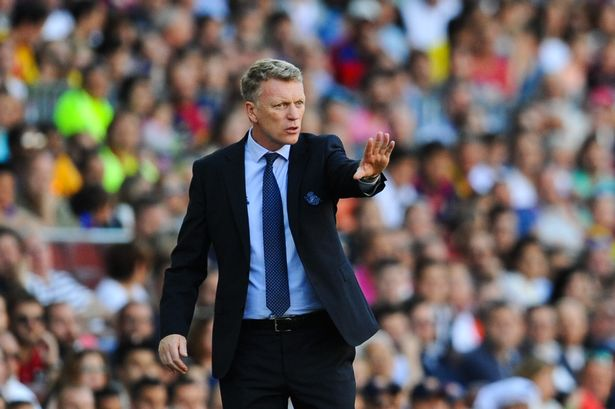 David Moyes nhiều khả năng sẽ trở lại nước Anh mùa Hè này (Ảnh: David Ramos)