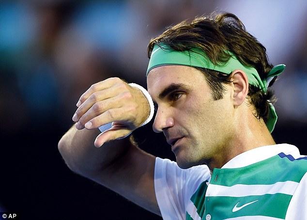 Federer được cho là động lực để Nole vươn lên trở thành số 1 thế giới.