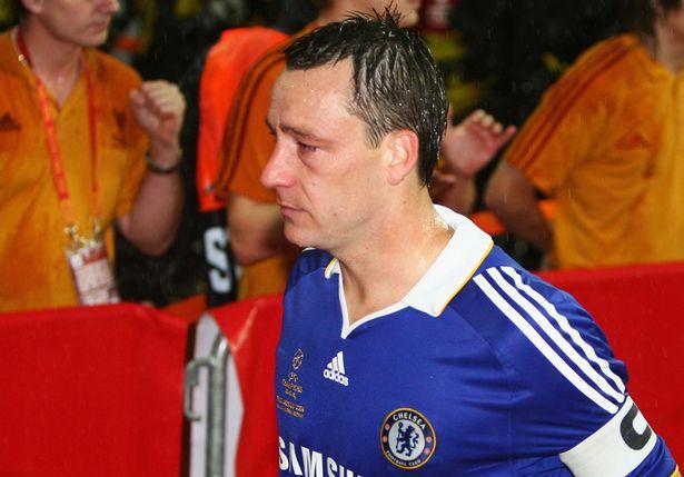 Terry đã trải qua nhiều thăng trầm cùng Chelsea trong vai trò đội trưởng