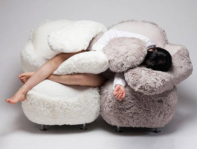Ghế ôm dành cho người cô đơn