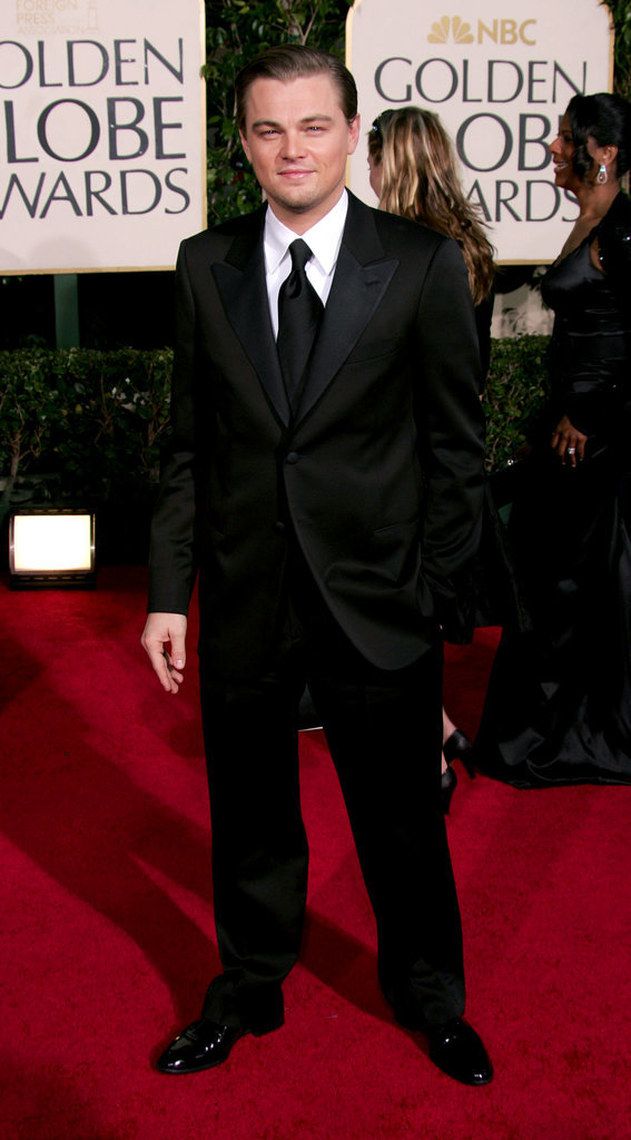 Năm đó, Leo cũng tham dự Lễ trao giải Quả cầu vàng.