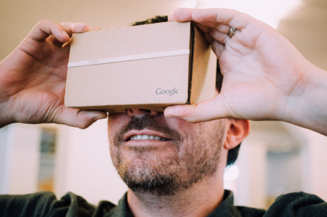 Google sẽ tiếp tục phát triển công nghệ thực tế ảo sau thành công của Google Cardboard