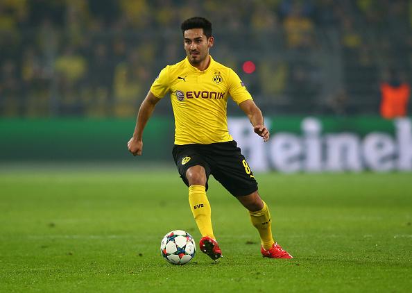 Ilkay Gundogan là trụ cột quan trọng của Dortmund (Ảnh: AP)