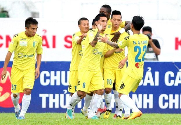 Hà Nội T&T là đội bóng đầu tiên của Việt Nam lâm trận ở dịp Tết Bính Thân
