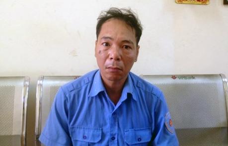 Đối tượng Nguyễn Quang Điệp. (Nguồn: Dân trí)