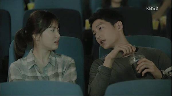 Nếu người nói câu nói này với bạn là Song Joong Ki thì liệu trái tim bạn có thể không rung động?