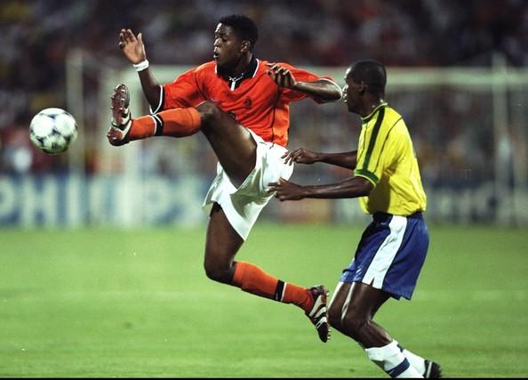 Kluivert là một trong những chân sút vĩ đại nhất mà bóng đá Hà Lan từng sản sinh. (Ảnh minh họa: UEFA)