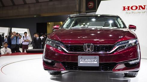 Clarity sẽ là vũ khí giúp Honda cạnh tranh với các đối thủ như Toyota hay Hyundai trên thị trường xe sạch
