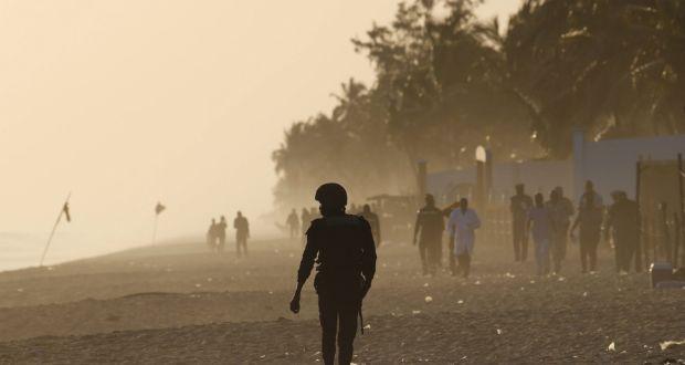 Al-Qaeda đã lên tiếng thừa nhận gây ra vụ tấn công đẫm máu ở Bờ Biển Ngà (Ảnh: Reuters/Joe Penney)