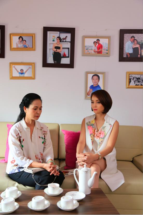 Một thiết kế vest được Mai Thu Huyền sử dụng trong phim.
