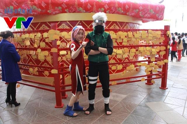 Nhân vật Sakura và Kakashi trong truyện Naruto đình đám