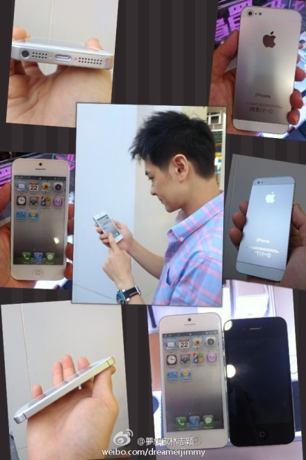 """Lâm Chí Dĩnh tiếp tục """"vô tình"""" làm lộ ảnh iPhone mới - Ảnh 1."""