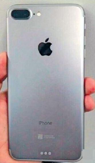 Ảnh thực tế được cho là thuộc về iPhone 7 Plus