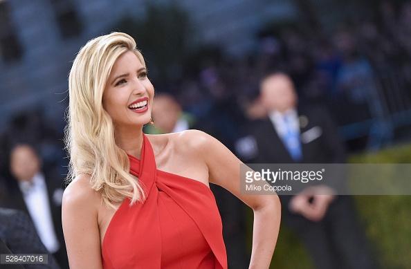 Vẻ xinh đẹp, cuốn hút của Ivanka Trump