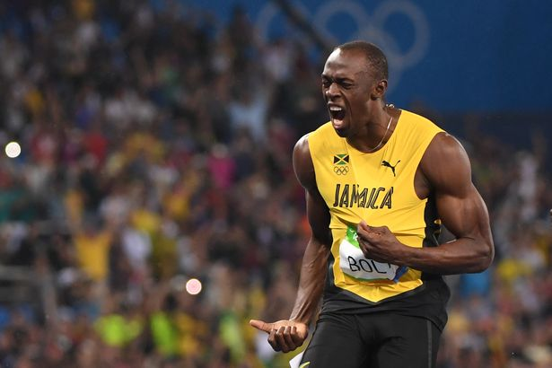 Usain Bolt: Tôi muốn trở thành huyền thoại như Muhammad Ali hay Pele
