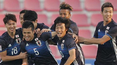 Sức mạnh của U23 Nhật Bản sẽ được thử thách ở vòng tứ kết khi đối đầu với Iran
