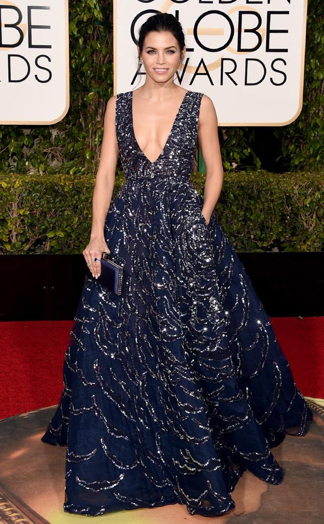 Jenna Dewan - bà xã của Channing Tatum - lộng lẫy và gợi cảm với một thiết kế của Zuhaid Murad.
