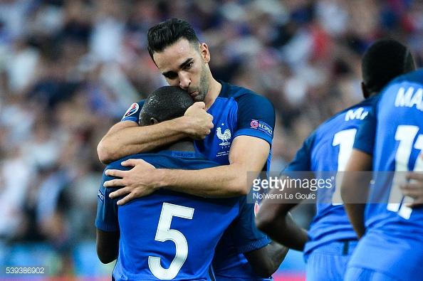 Kante và Rami sẽ là những sự vắng mặt đáng tiếc của ĐT Pháp
