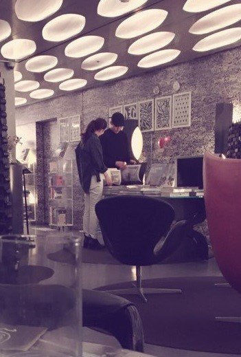 Ảnh Kim Woo Bin và Shin Min Ah hẹn hò