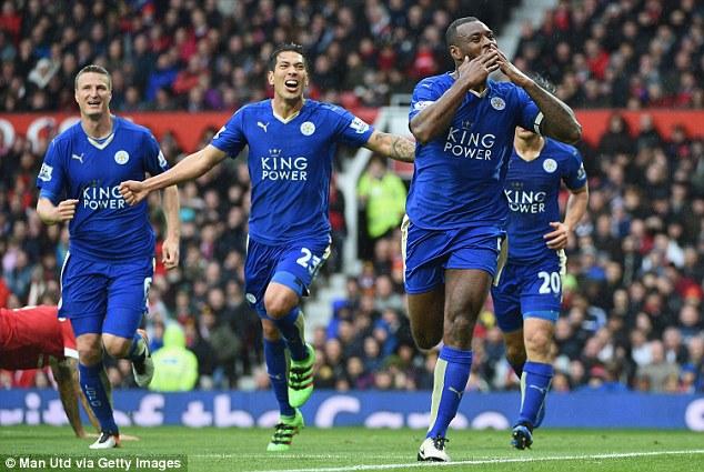 Leicester City đã gặp nhiều thuận lợi mùa này.