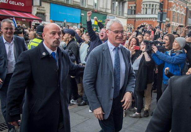 HLV Claudio Ranieri