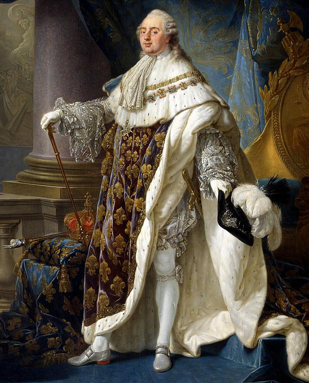 Vua Louis XVI trong những ngày huy hoàng