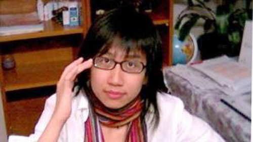 Sau khi đi du học về, Phương Thảo làm việc tại TP.HCM