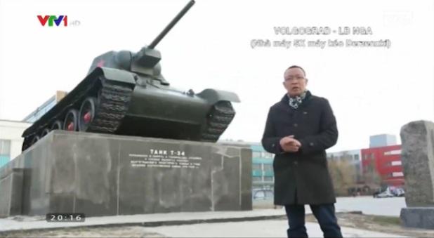 Nhà báo Lại Văn Sâm sẽ làm người dẫn đường trong phóng sự Hành trình của số 3
