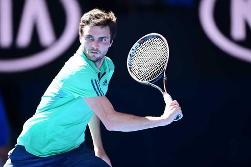 Simon đã làm hết sức mình trước tay vợt số 1 thế giới