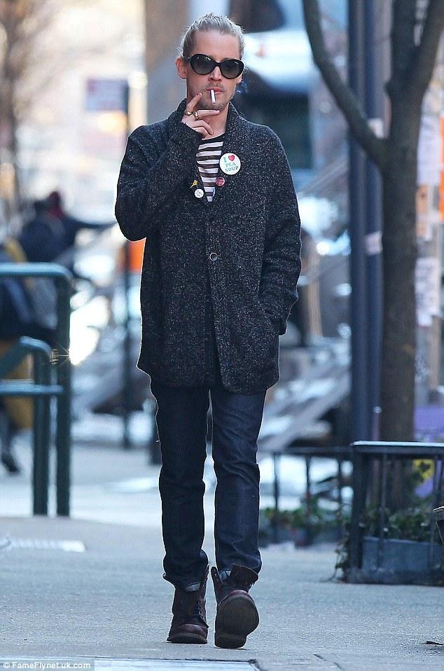 Macaulay của hiện tại. (Ảnh: Daily Mail)