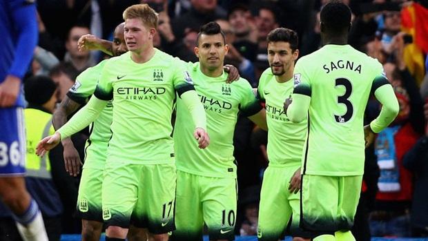 Man City đang chuyển mình mạnh mẽ trong giai đoạn cuối mùa giải