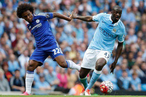 Các trận đấu giữa Chelsea và Man City luôn hứa hẹn những sự căng thẳng (Ảnh: Action)