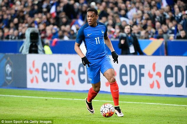 Anthony Martial sẽ tỏa sáng tại Euro 2016?