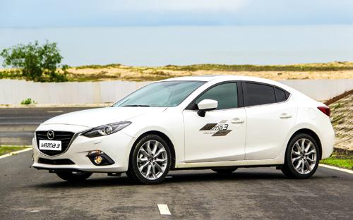 Thaco giảm giá 2 sản phẩm Mazda3 và Mazda 6 từ 9 - 20 triệu đồng