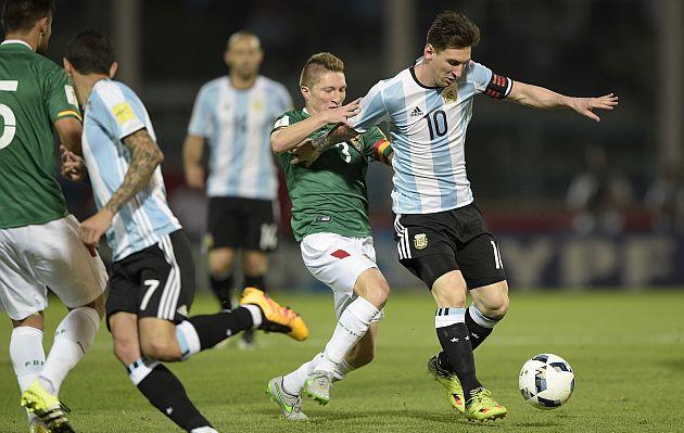ĐT Argentina đang thể hiện phong độ ấn tượng tại Copa America 2016