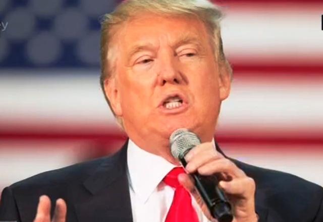 Ông Donald Trump. Nguồn VTV